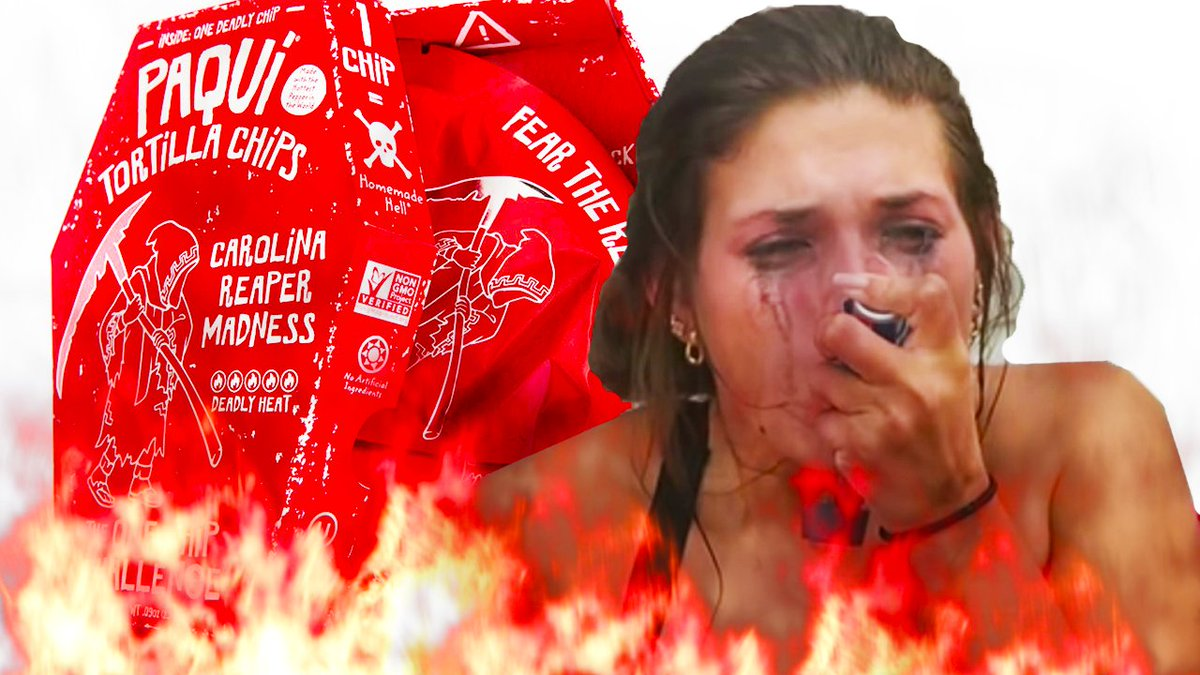 new video Paying People To Eat World&#39;s Hottest Chip! go watch   #OneChipChallenge &gt;&gt;  https:// youtu.be/R4xwqHPf4SA  &nbsp;   #prank #pranks #compilation #LordPranksTV #vine #funnyvideos #Memes #Youtuber #youtube #funnypranks<br>http://pic.twitter.com/rrsIaWPuWV