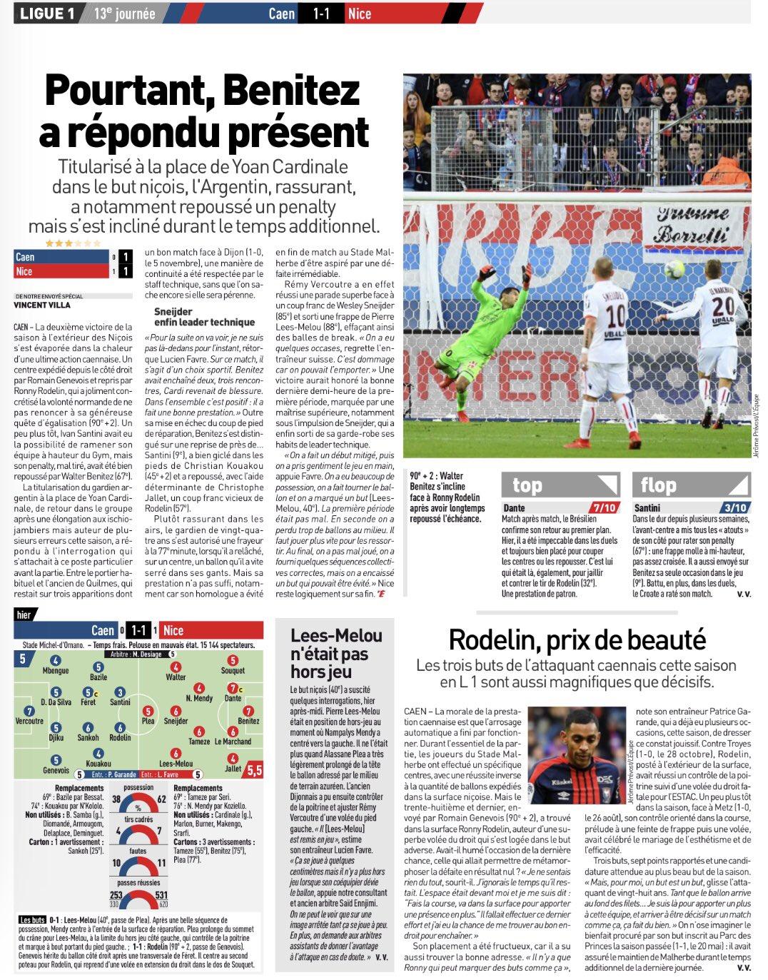 [13e journée de L1] SM Caen 1-1 OGC Nice DPCEt83X0AI7fx1