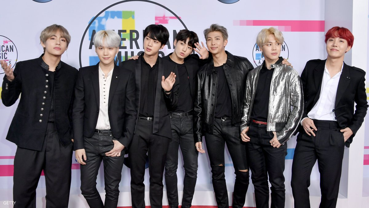 Retweet if you're excited for @BTS_twt at the @AMAs!  #AMAs #BTSxAMAs #ARMYxAMAs