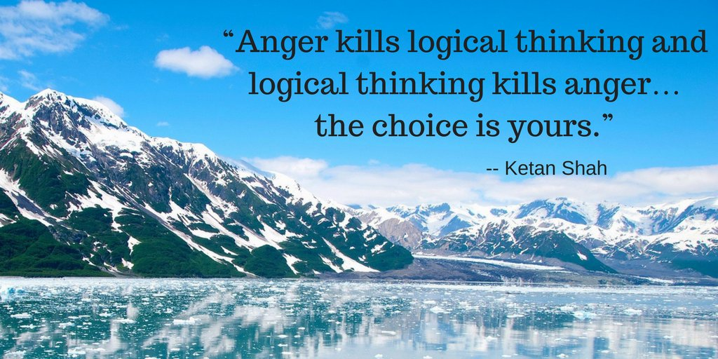 You have to power to manage your anger; make a decision and take control. #inspirational #motivate #quote #anger #controlanger #power #decision #takecontrol #logical #logicalthinking #believeinyourself #believe #harnesscontrol<br>http://pic.twitter.com/GCp5WAoBbd