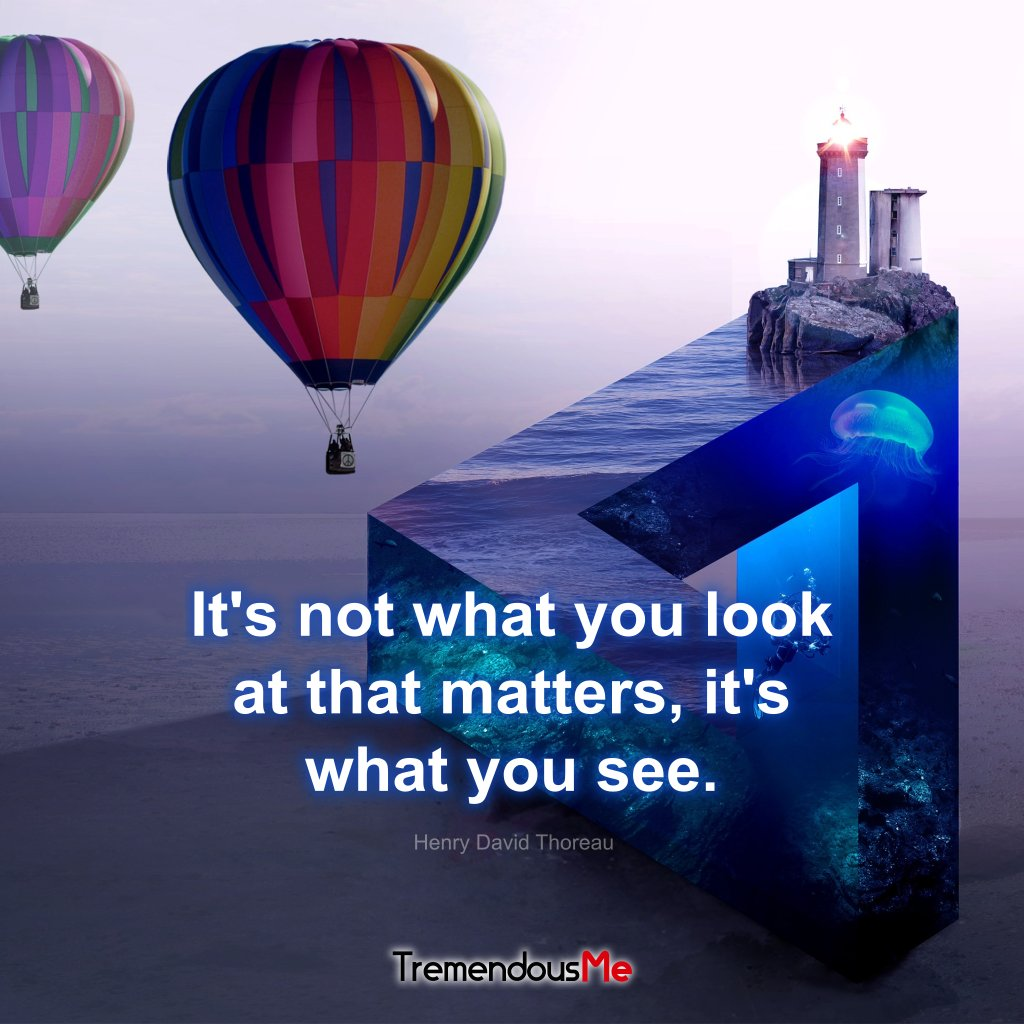 It&#39;s not what you look at that matters, it&#39;s what you see. — Henry David Thoreau #lookat #matters #itswhatyousee #henrydavidthoreau #quote #webapp #iphoneapp #androidapp #mobileapp #appstore #stylishwomen #livefully #havefun #mentalhealthawarness #attract #awareness #past #life<br>http://pic.twitter.com/nvlVDqJFb9
