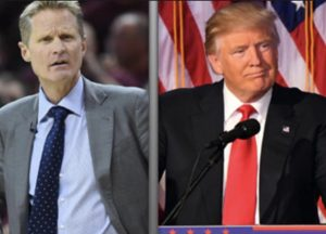 #SteveKerr on Both #LaVarBall &amp; #Trump Being Happy The #Media is Covering Their Beef  http:// newstoter.com/steve-kerr-on- both-lavar-ball-trump-being-happy-the-media-is-covering-their-beef-video &nbsp; …  #LaVarvsTrump #sports #CollegeBasketball #politics #video #news<br>http://pic.twitter.com/JA7S5GqKMj