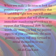 ...the more you look for #positive aspects of your current #life, the #more positive aspects will step forward to #reveal themselves to you   #MondayMotivation #MotivationMonday #ThinkBIGSundayWithMarsha #InspireThemRetweetTuesday #IQRTG #JoyTrain <br>http://pic.twitter.com/sl2X0QnXWP