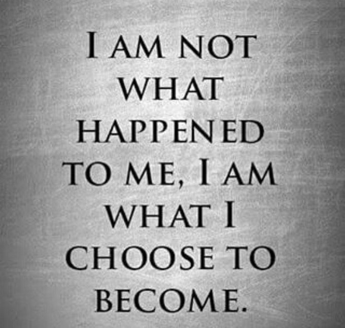 I AM NOT WHAT HAPPENED TO ME, I AM WHAT I #CHOOSE TO BECOME  #MondayMotivation #MotivationMonday #ThinkBIGSundayWithMarsha #InspireThemRetweetTuesday #IQRTG #JoyTrain #mindset<br>http://pic.twitter.com/cT2BVWr6aW