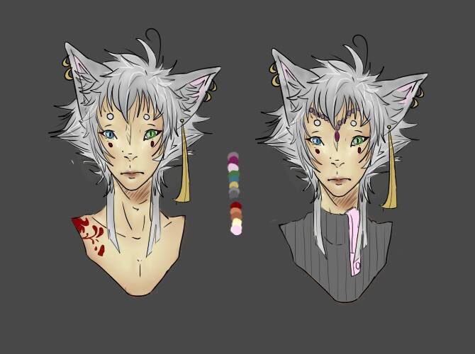 Lex On Twitter Adoptable 40 Which Includes The Full Body Reference And A Halfbody Picture Please Dm Or Comment If Interested Paypal Only Anime Art Https T Co R1r3v9enuo
