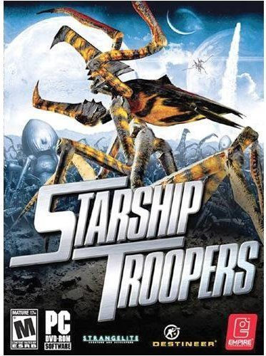The #CIA is responsible for the Starship Troopers PC game, and other strange examples of Agency influence  https:// buff.ly/2zRDO2L  &nbsp;  <br>http://pic.twitter.com/LE8ZBERHhd