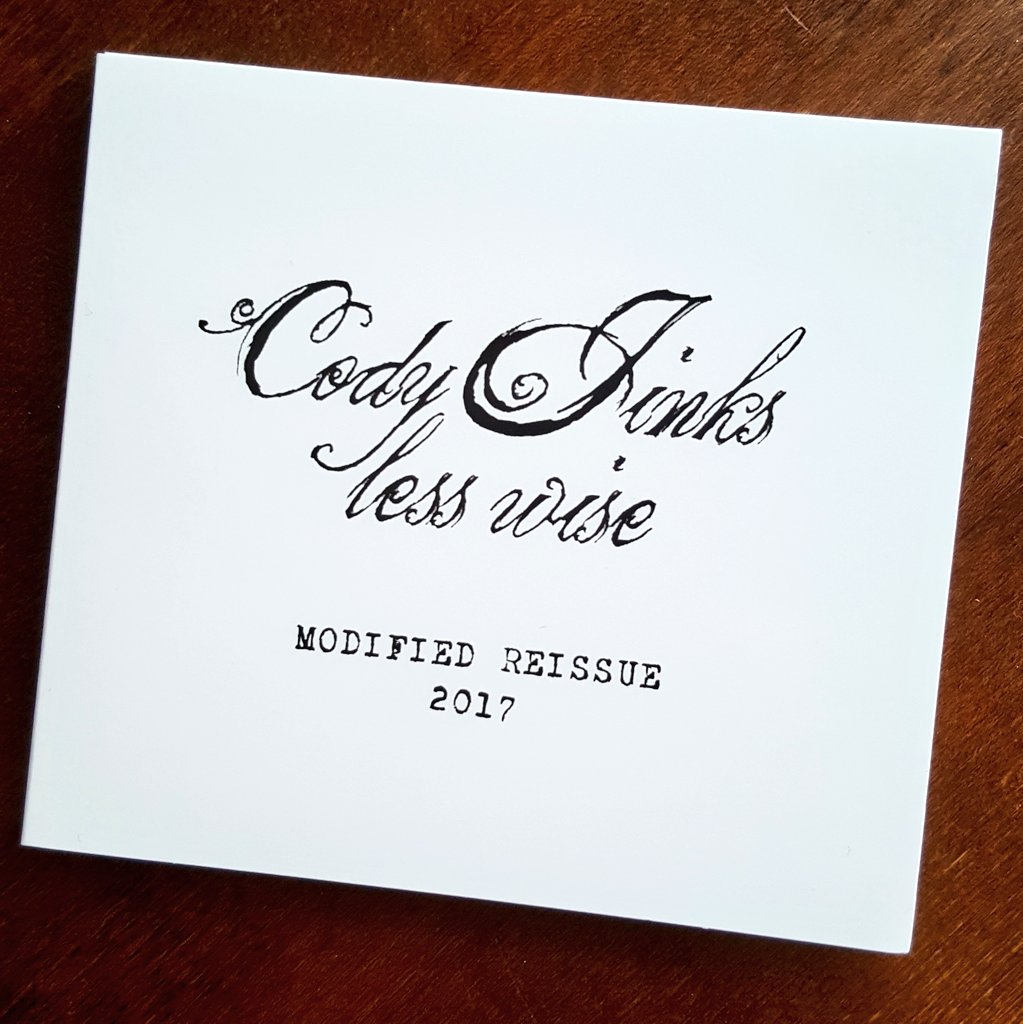 Last Call For The Blues       Cody Jinks -          less wise  MODIFIED REISSUE 2017 #NewMusic #CodyJinks #countrymusic   https:// youtu.be/AnKxlXbASUo  &nbsp;  <br>http://pic.twitter.com/gtQyIHqCxS