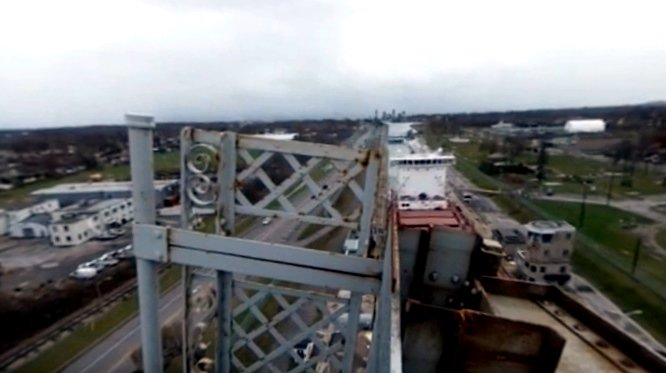 Something a bit different for us here at LEV8! Enjoy a 360degree #timelapse video from bridge #13 in #portcolborne on the #stlawrenceseaway #welland canal in #niagara #ontario #canada #laker #lakeerie #greatlakes #SNRTG #ITRTG  https://www. youtube.com/watch?v=yT-y4a UTOJs &nbsp; … <br>http://pic.twitter.com/0CVWrDpewY