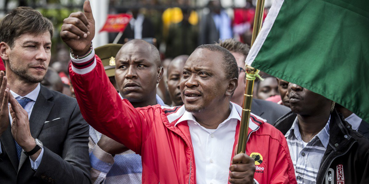 LATEST: Kenya's Supreme Court upholds President Uhuru Kenyatta's win in election rerun https://t.co/cG53fxDHAL