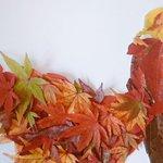 葉っぱでここまで出来るとは!秋で作ったハガレンのエドがすごい!