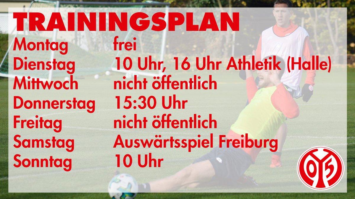 1 Fsv Mainz 05 على تويتر Guten Morgen Liebe 05er Wir