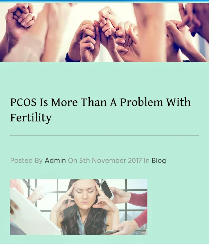 1 in 4 women in the United Kingdom alone have pcos, a number of these women will struggle with their fertility. Those from a #bame background are more likely to suffer with #pcos #blog #healthblog #Reproductivehealth #fertility  http://www. cysters.co.uk/home/pcos-is-m ore-than-a-problem-with-fertility/ &nbsp; … <br>http://pic.twitter.com/6rZ7ZiNnHO