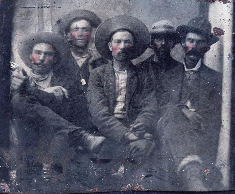 Resultado de imagen para Pat Garret, el bandolero que mató a Billy El Niño y se convirtió en sheriff