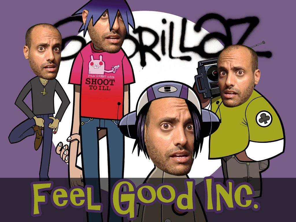 Gorillaz - Feel Good Inc. || Idov Shai Bass Cover  https://www. youtube.com/watch?v=5gsxv3 UhcIk &nbsp; …   Follow me on YouTube:  http:// bit.ly/2zp1QUG  &nbsp;   #gorillaz #FeelGoodInc #FeelGood #idovshai #basscover #bass<br>http://pic.twitter.com/8pYSP71Dhw