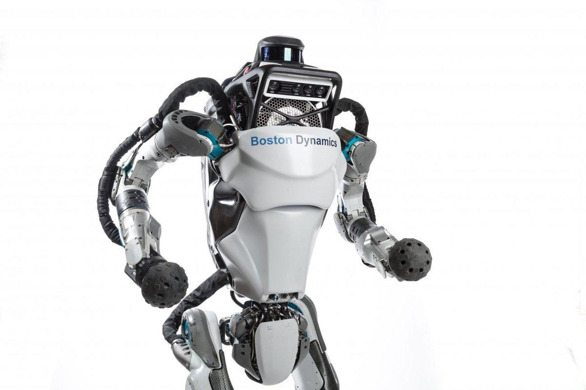 """#venezuela #noticia  Conoce al robot """"At..."""