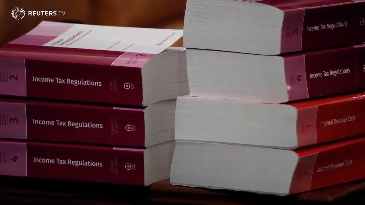 WATCH: Auto dealers lobby Washington on tax code https://t.co/A2GUf8OHzx via @ReutersTV https://t.co/uPkAEl9R1M