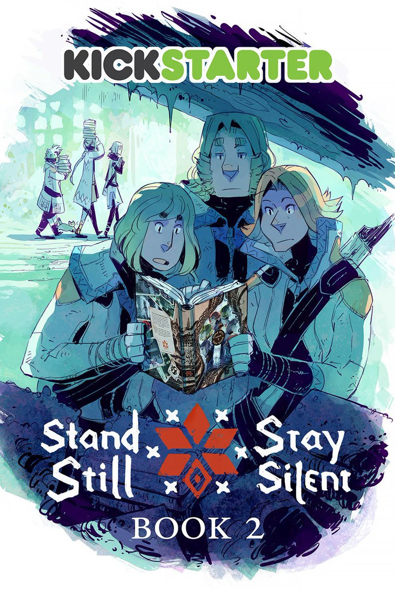 stand still stay silent
