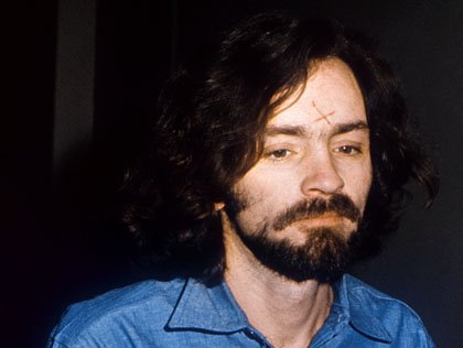 #BREAKING Charles Manson, notorious leader of a murderous cult that killed actress Sharon Tate and six others in August 1969, has died. Tate's sister confirmed she got a call around 8:30 p.m. from California State Prison, Corcoran. Story developing.