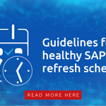 Do you know the guidelines for a healthy #SAP refresh schedule? Find out here: https://t.co/qZglNyjJgu