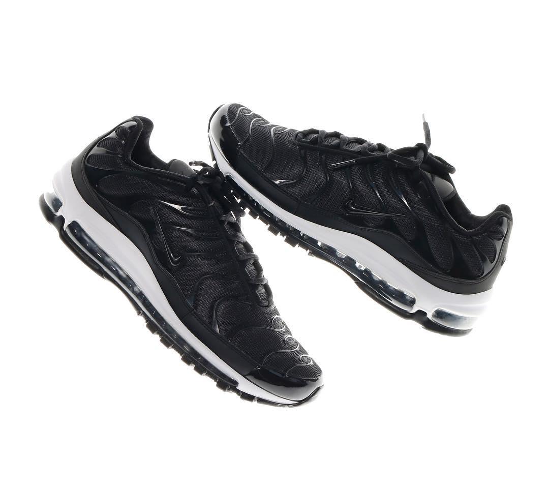 970c012959c414 Nike Air Max 97 Plus -97 Tune Up -Black Anthracite (AH8144-001) USD 180 HKD  1410 New Arrivalpic.twitter.com MC9UV85AwM