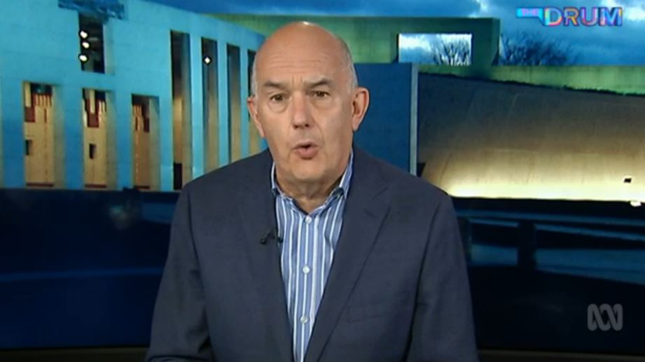 'This is a very bad look. It's shutting down Parliament for no other reason than Govt has pressed the panic button' @PaulBongiorno #auspol #TheDrum