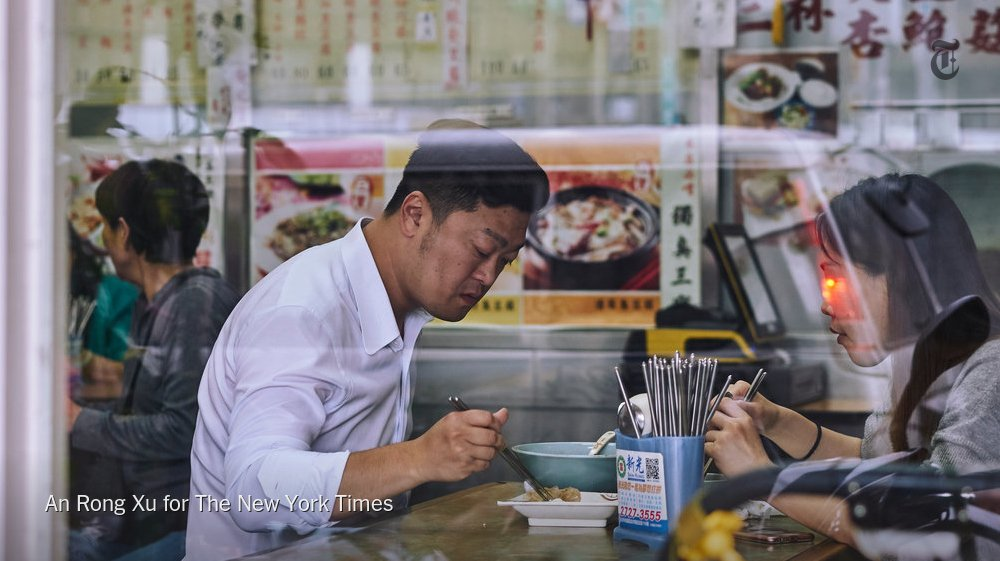Some say it smells like dirty socks. Others like rotting garbage. But many find stinky tofu delicious and healthy. https://t.co/ZnT9fuxeJA