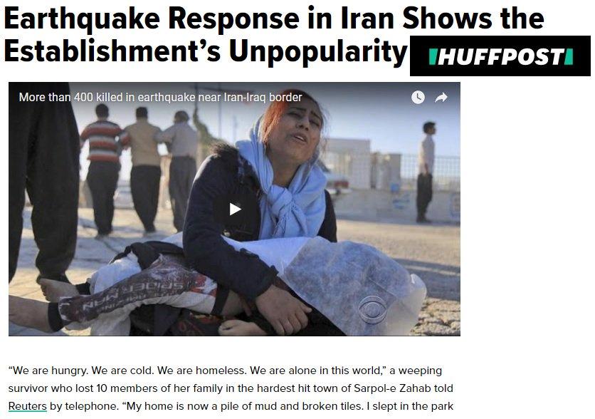 Earthquake Response in #Iran Shows the Establishment's Unpopularity  http:// bit.ly/2zRT02o  &nbsp;       #Canada #Cdnpoli #BCpoli #ONpoli #HW #SenCA #NDP #LPC #CPC #USA #MTP #ABPoli #MNpoli<br>http://pic.twitter.com/VBxS9YSlXF