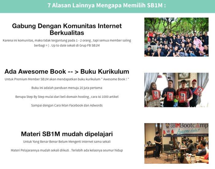 Ayo Dapatkan Income Bersama Komunitas Bisnis Online !
