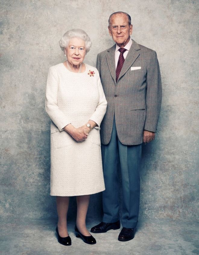 Queen Elizabeth and Prince Philip celebrate their 70th wedding anniversary today. They've been married longer than any other royal couple 🎉🎊