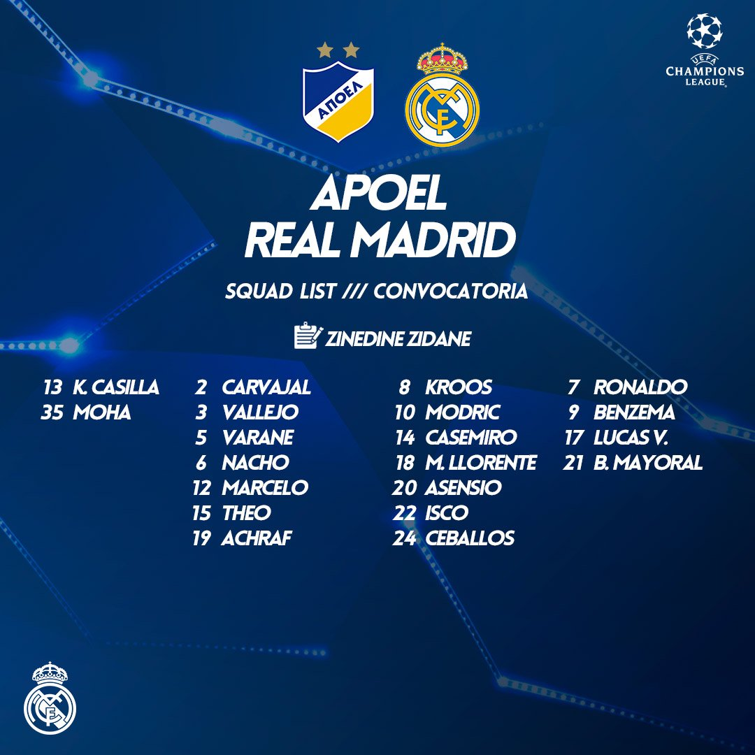Groupe Real Madrid