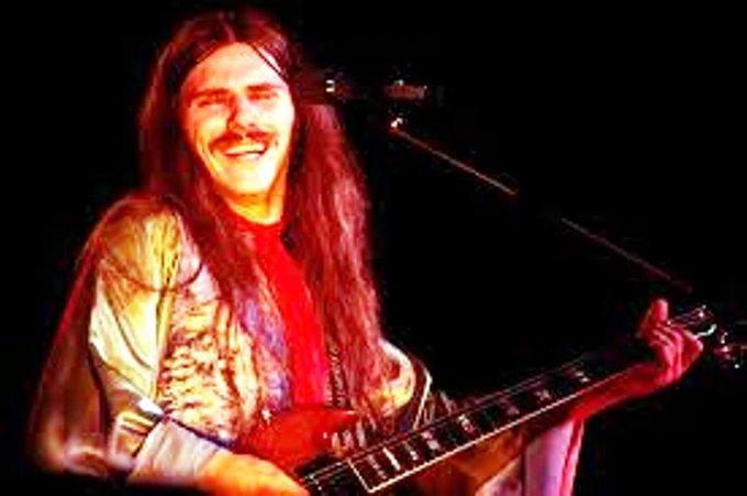 "Happy birthday to the great guitarist Francesco Antonio \""Frank\"" Marino (born November 20, 1954)"