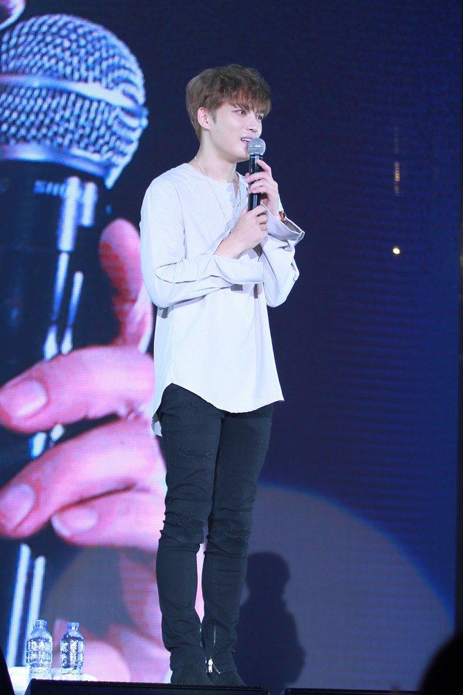 [OFFICIAL PHOTOS] 171119 #KimJaeJoong 2017 Asia Tour Fan Meeting in Hong Kong #金在中 #김재중 #ジェジュン #JYJ