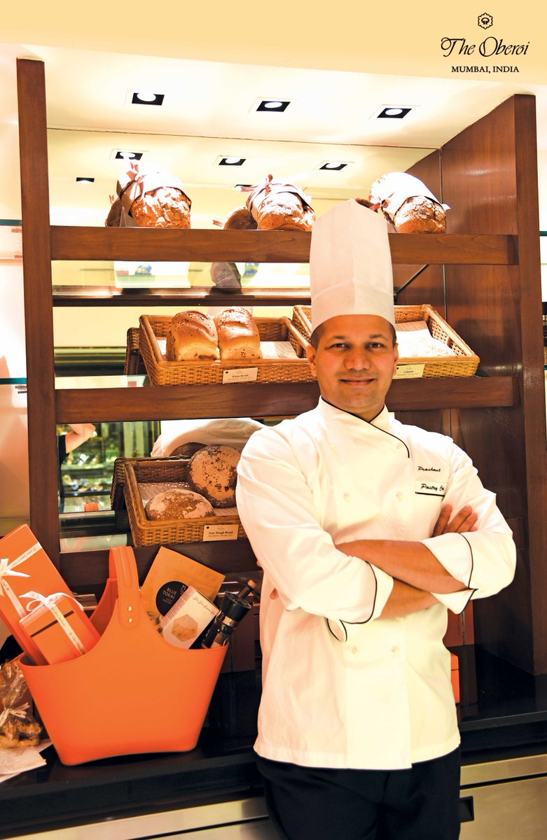 Chef Sabne at the helm of The Oberoi Patisserie and Delicatessen, will be whipping up indulgent delights this festive season. #Chocolate #Belgian #BelgianChocolates #Patisserie #Sweet #Sugar #Sugarrush #SweetTooth #FineChocolate<br>http://pic.twitter.com/lUffLWCDQx