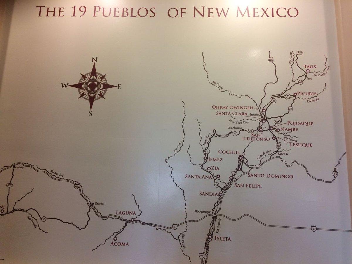 Trocar experiências de cuidado c/ povos indígenas significam melhorias na formação dos médicos e dos profissionais de saúde tem sido o meu foco nestes dias em Albuquerque/USA na Universidade do Novo México.. +