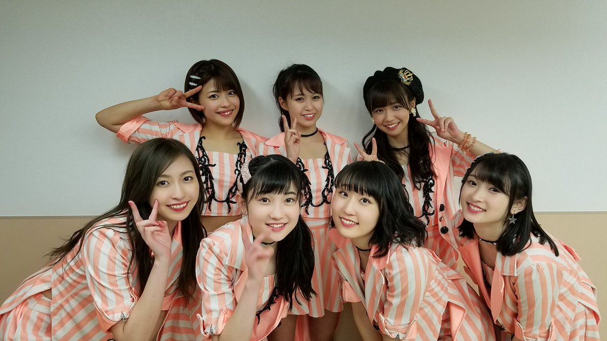 [EN] First Budokan for Juice=Juice as 7  members, huge success! Next step, South America! #juicejuice https://t.co/w7RqU3G2i7