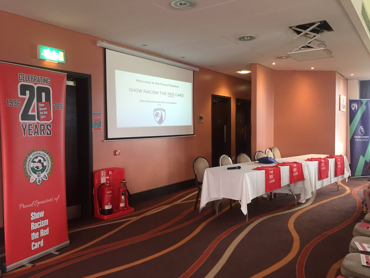We're all set for our @SRTRC_England educational event this afternoon! #Educate #PLPrimaryStars<br>http://pic.twitter.com/INI9LzSmTI