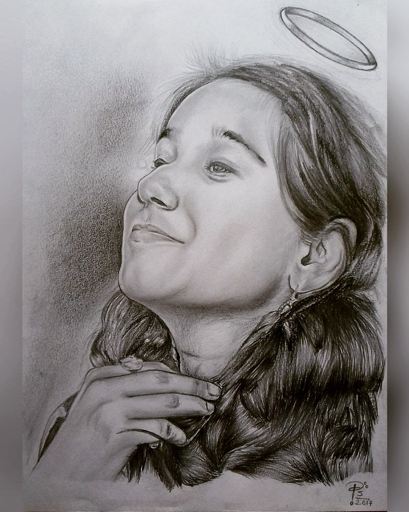 I&#39;m in love with your curves. Yes, the curves that your smile creates, When I need to believe in something wonderful and pure. I remember a girl, Who&#39;s a true beauty for sure.  #Apencilwork #portrait #sketch  #Drawing #Practice  #art  #work  #artwork  #pencil  #paper<br>http://pic.twitter.com/SMNsG5iQzU