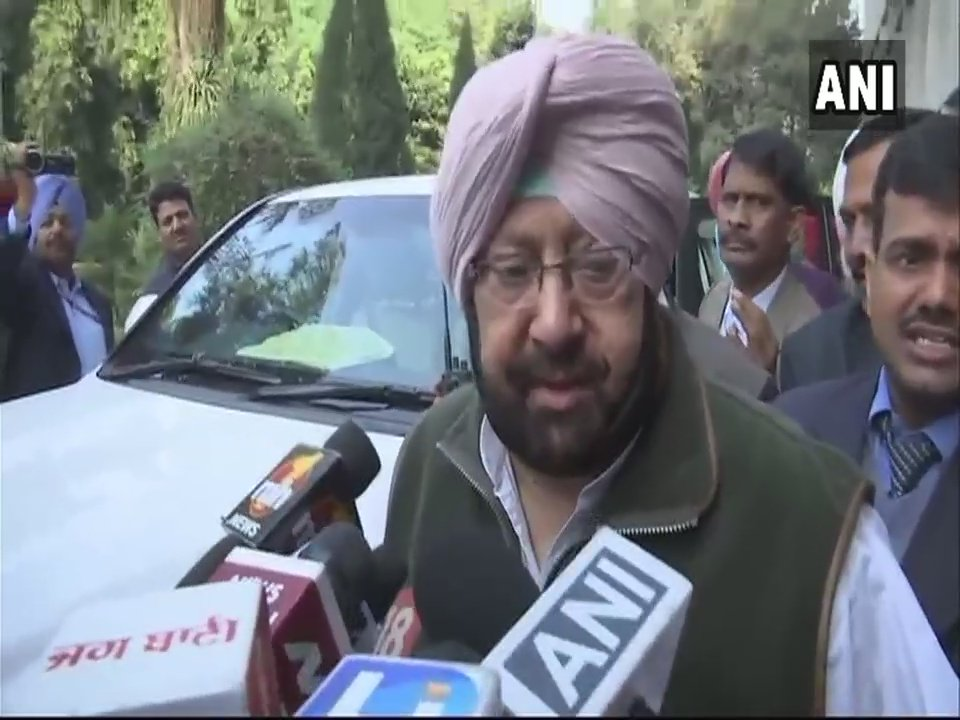 Nobody will accept distortion of history and those who are protesting are rightly doing so: Capt Amarinder Singh,Punjab CM #Padmavati