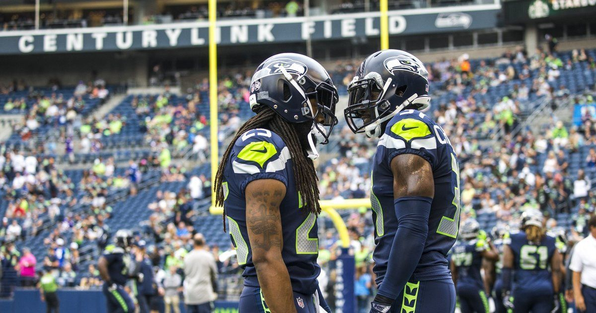 How will the Seahawks look without Richard Sherman and Kam Chancellor? We'll find out tomorrow on Monday Night Football. #ATLvsSEA https://t.co/k2x7nHDvGb
