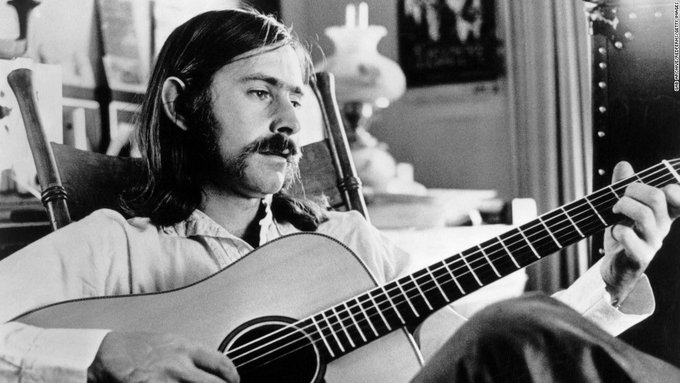 Happy Birthday to American singer/songwriter Norman Greenbaum, born this day in 1942