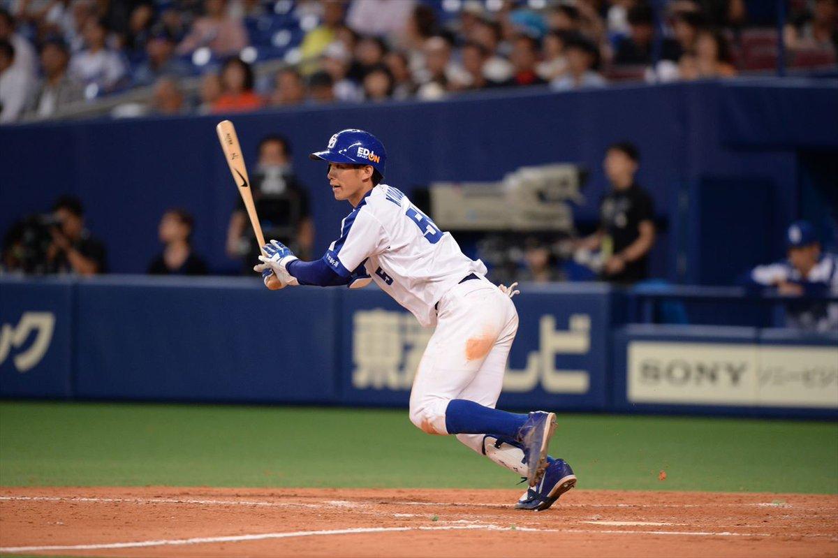 今季のセントラルリーグ新人王に、京田陽太内野手が選ばれました!