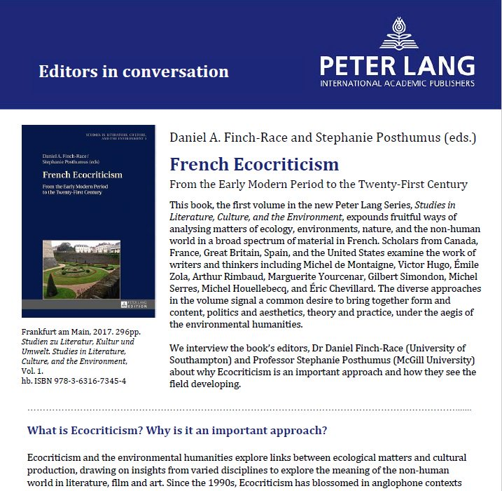download Exploring environmental issues: