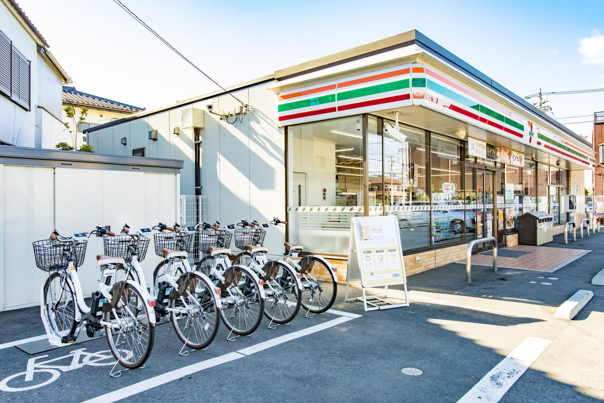 Exclusive: 7-Elven Japan and SoftBank to launch bike-sharing service https://t.co/BIRSwa0PbQ
