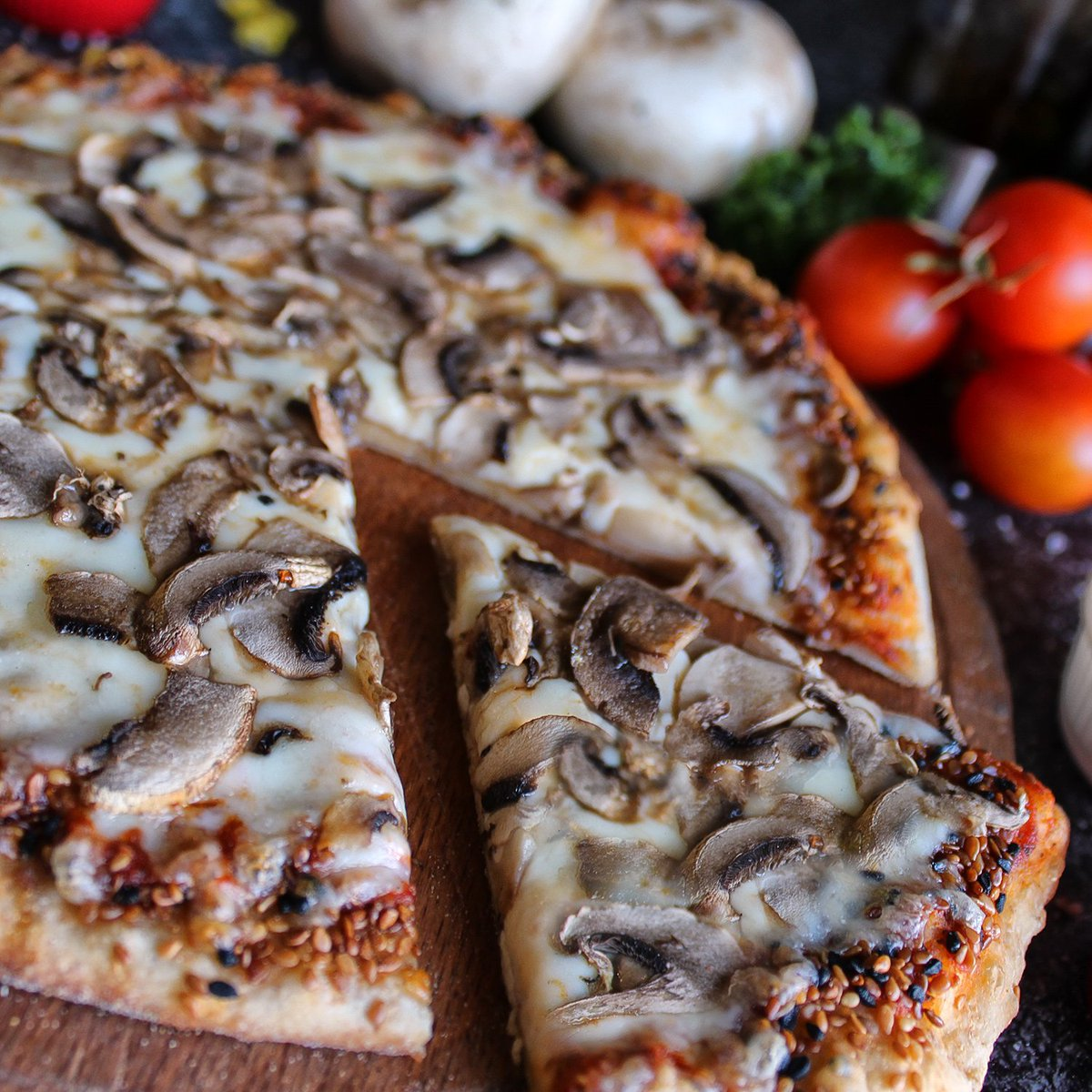 Pizza Palermo 2 Go On Twitter Bol Mozzarella Peyniri Ve Bol Mantar