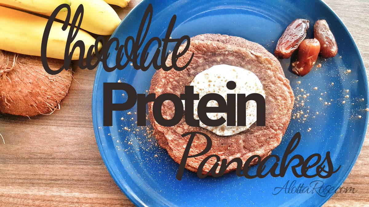 Perfect for a #post-workout meal  #fitness #bodybuilding #healthy  http://www. alottarose.com/choclotate-pro tein-pancakes/ &nbsp; … <br>http://pic.twitter.com/1kWLpkN1NQ