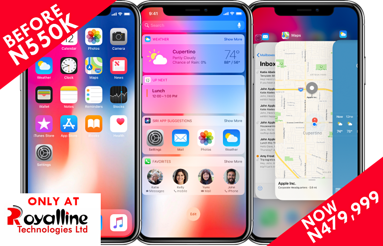 #iPhoneX so immersive, the device itself disappears into the experience. So intelligent it can respond to a tap, your voice, and even a glance! #iPhone X. You&#39;ve never seen anything like it. It&#39;s never seen anything like you. #RoyallineTechnologies<br>http://pic.twitter.com/ONuXktqPuo