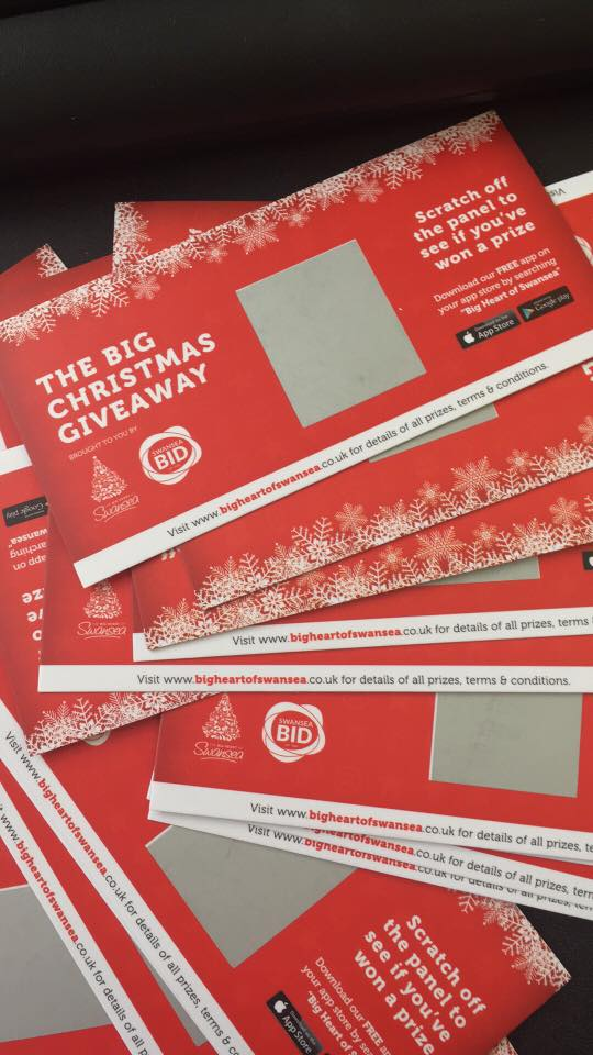 thebigchristmasgiveaway hashtag on Twitter