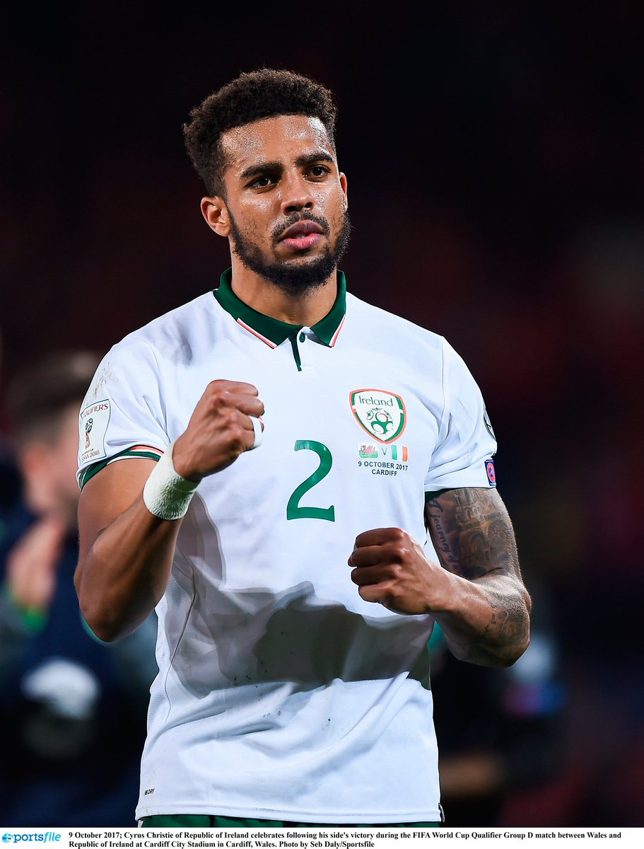 #Coybig hes a green #endof RT @YouBoysInGreen: Show your support for this man. #OneOfOurOwn @cyruschristie