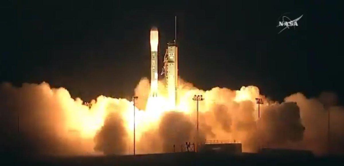 ☕️  JPSS-1 (NOAA-20) : la NASA envoie avec succès un satellite météorologique https://t.co/sZile6ZCcn #LeBrief