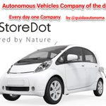 #Autonomous #Vehicles Company of the day: StoreDot  @StoreDotLtd  https://t.co/4I2CPdTZOy #smartcity #ai #Iot #robot #tech #5g #driverless #selfdriving #mobility #automotive #startup #ElectricVehicle #electriccars #SmartCities #climatechange #ClimateAction